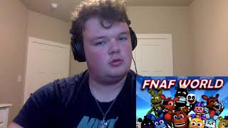 Game Theory: FNAF 6, What was in the BOX? Reaction