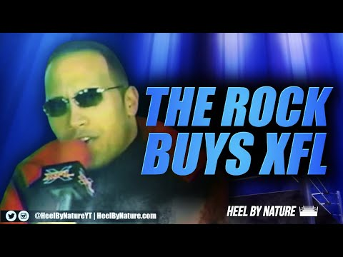Dwayne 'The Rock' Johnson Buys The XFL
