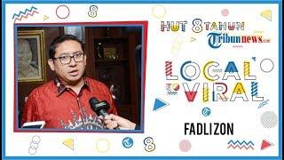 Fadli Zon: Tribunnews.com Memberikan Insfiratif, Media yang Mencerahkan Keluarga Bangsa Zaman Now