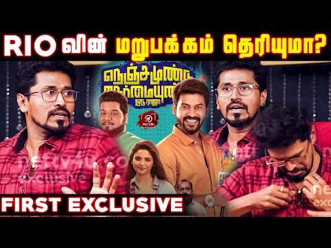 Exclusive Interview Vijay Tv Andrews