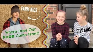 Farm Kids Vs City Kids | Cat & Nat + Grain Farmers of Ontario
