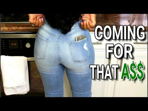 Butt Hugging Jeans Haul- Hottest New Jeans in Town-Monotiques Review-Fashion Nova Has Competition-
