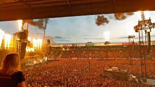 Rammstein Live Rostock Ostseestadion 16.06.2019