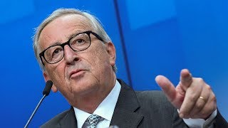 video: Brexit has been a painful waste of time and energy, says Jean-Claude Juncker