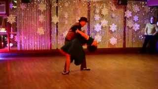 preview picture of video 'Heather and Jim 2015 Dancing with Concord Stars'