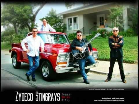 Zydeco Stingrays Press Promo