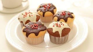 Chocolate Cupcake|HidaMari Cooking