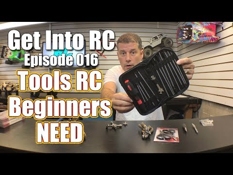 Basic Tools All RC Newbies Should Have! - Get Into RC | RC Driver