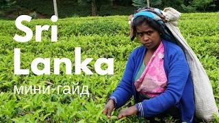 Смотреть онлайн Куда съездить на Шри-Ланке, что посмотреть