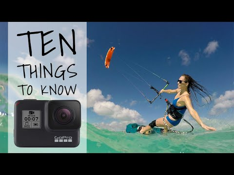 GoPro 7 Review for Kitesurfing