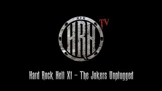 HRH TV – The Jokers Unplugged @ Hard Rock Hell XI