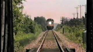 preview picture of video 'Country Rail Excursion Near Falconer'
