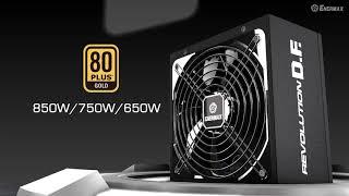 에너맥스 REVOLUTION D.F. ERF650AWT 80Plus Gold Full Modular_동영상_이미지