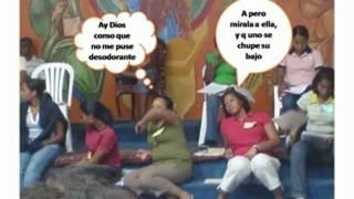 preview picture of video 'Cena Juvenil 2008 de la Parroquia Santa Rita 1/2'
