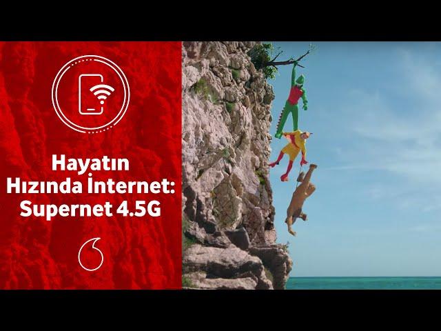 Hayatın Hızında İnternet: Supernet 4.5G