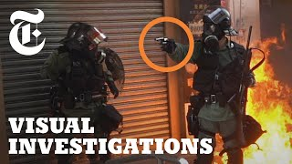 Hong Kong Police Shot a Protester at Point-Blank Range, Here's What Happened | Visual Investigations