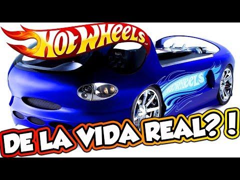 Autos Geniales de Hot Wheels de La Vida Real