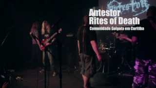 ANTESTOR - Rites of Death (Live - HD)
