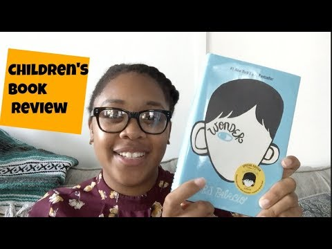 Children's book review – 5th grade
