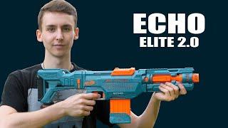 Nerf Elite 2.0 Echo - Die Neue Delta Trooper? - Unboxing, Review & Test | MagicBiber [deutsch]