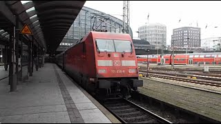 preview picture of video 'IC 2217 Hamburg Hbf to Bremen Hbf'