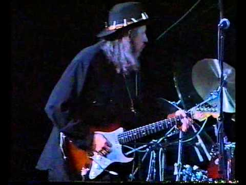 Before accuse me . Petrovich blues band (live concert 1995).