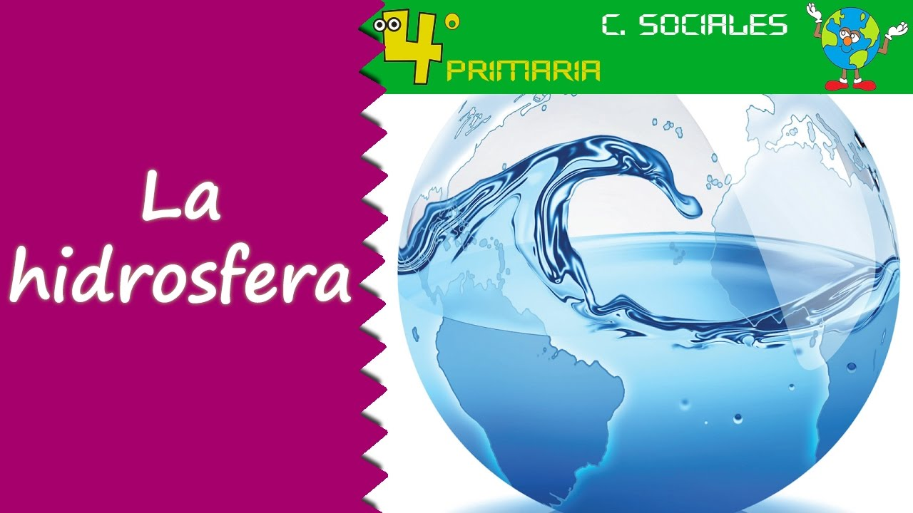 Ciencias Sociales. 4º Primaria. Tema 3. La hidrosfera
