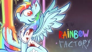 Especial Halloween - Raibow Factory Dash Tribute - MLP