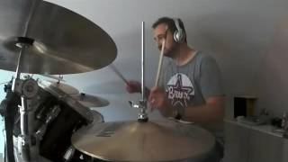 Joe Bonamassa Who's been talking drum cover