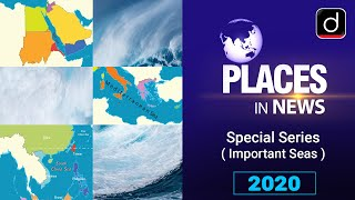 Places in News - Important Seas