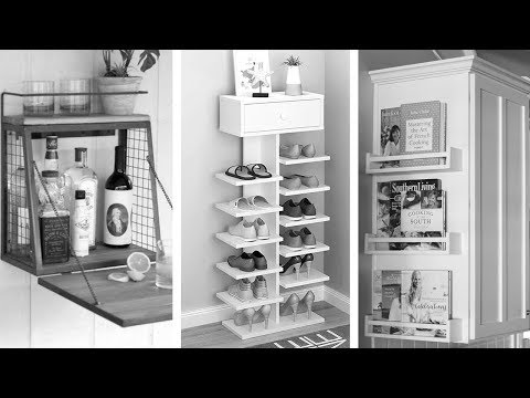 23 Clever Small Space Storage Solutions