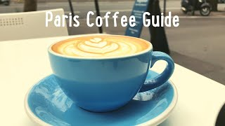 Where to find great coffee in Paris