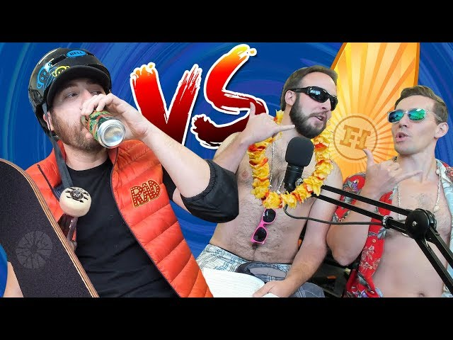 WHOEVER WINS, WE LOSE - Surfers VS Skaters Gameplay