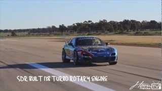 Mazda RX-7 Vs Stunt Plane – The Vehicles