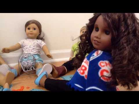 American Girl - Our Dogs Like Bingo??? - An AGSM