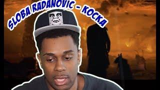 BALKAN MUSIC REACTION   SLOBA RADANOVIC - KOCKA (OFFICIAL VIDEO) 4K
