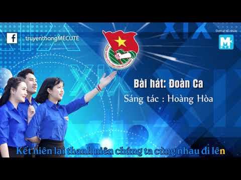ĐOÀN CA THANH NIÊN LÀM THEO LỜI BÁC