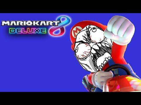 Skul's Ultimate RAGE! (Mario Kart 8 Deluxe)