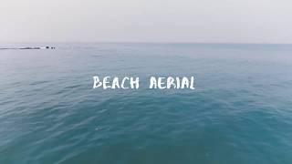 Beach Aerial Footage - Drone DJI Phantom 4