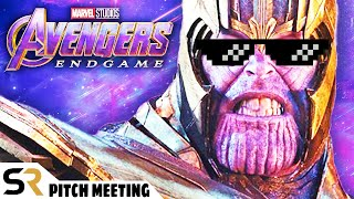 Avengers: Endgame Pitch Meeting