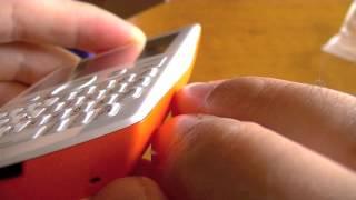 Nokia Asha 205: Toma de Contacto