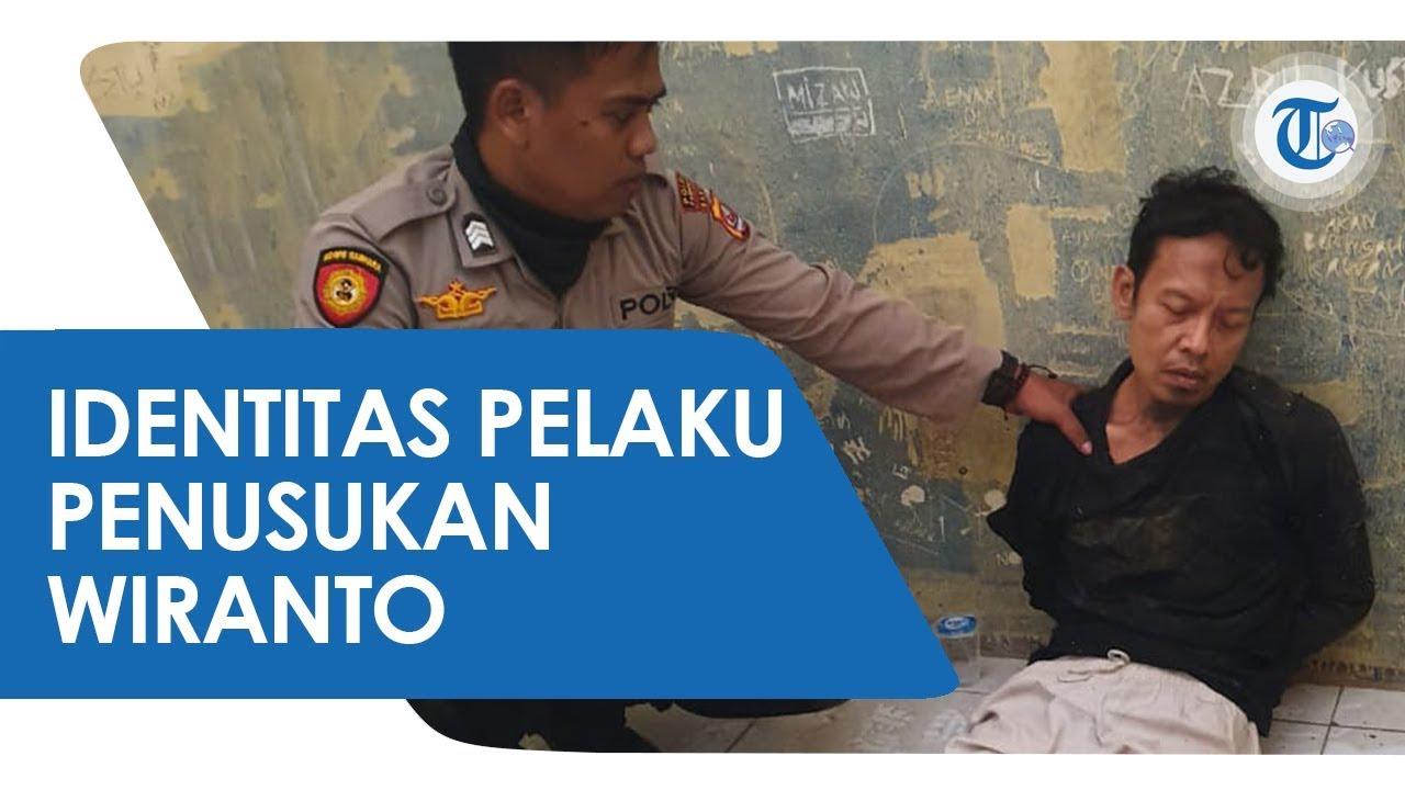 Sosok Penyerang Wiranto yang Tertangkap Kamera, Kepolisian