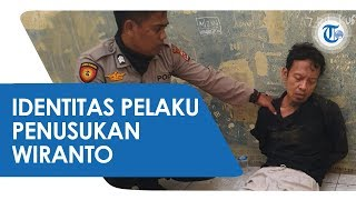 Sosok Penyerang Wiranto yang Tertangkap Kamera, Kepolisian Langsung Mengamankan