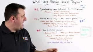 AVG's Michael McKinnon Explains Remote Access Trojans