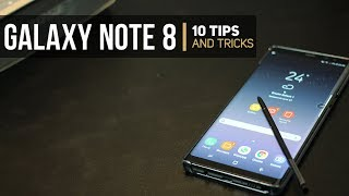 10 Best Galaxy Note 8 Tips and Tricks
