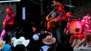 Aaron Watson Part of Walls Whitewater