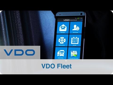 VDO Fleet | La asistencia ideal para todo gestor de flotas