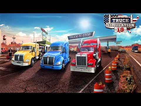 Truck Simulation 19 (by astragon Entertainment) – iOS / Android – Gameplay Video