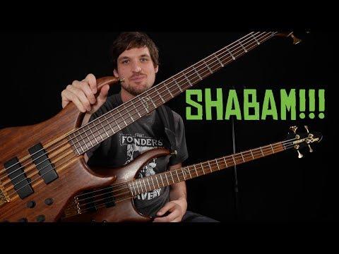 Meet My NEW Bass!