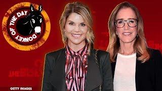 Lori Loughlin And Felicity Huffman Busted In College Bribery Scandal